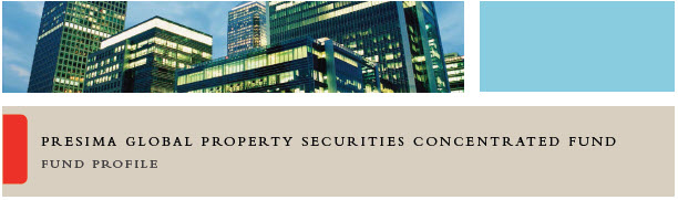 presima global property securities concentrated fund