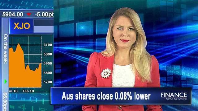 Out of puff: Aus shares lower Friday but 1.2% up on week