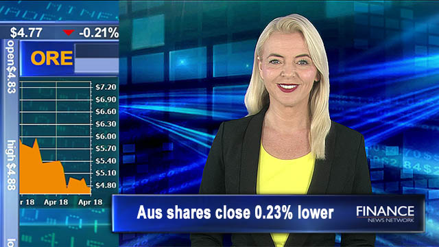 Subdued Thursday: Second day of losses for ASX, 0.2% lower