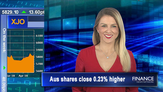 Seven shines on cricket rights win: Aus shares close 0.2% higher