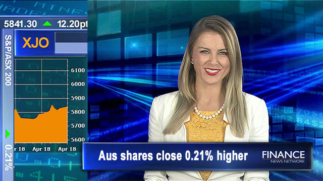 Starting in the green: Aus shares close 0.2% higher