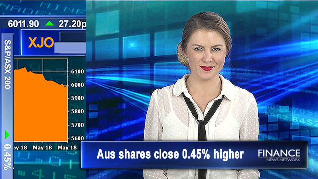 Galaxy shoots for the sky: Aus shares close 0.5% higher