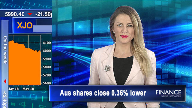 iSelect and Domino's bounce: Aus shares close 0.36% lower Friday