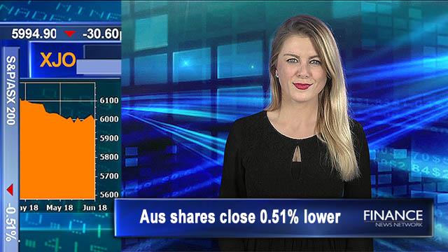 Tax loss selling plus Australian deficit worsens: ASX closes 0.5% lower