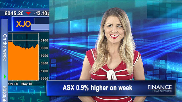 Out of puff on Friday: Aus shares close 0.9% higher on week