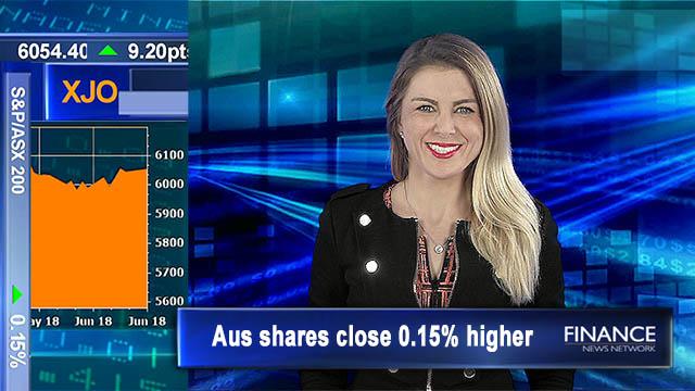Trump/King Jong Un sign peace deal: Aus shares close 0.15% higher