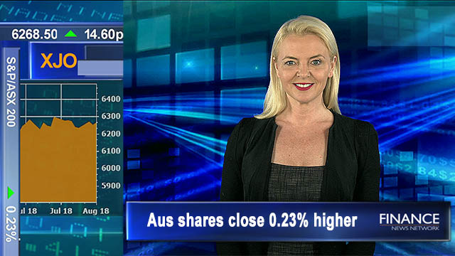 CBA fall pushes results: ASX close 0.2 higher