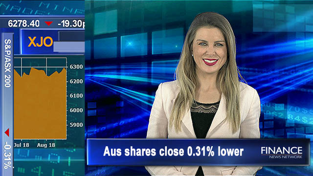 ASX 0.7% up for the week: Aus shares close 0.3% lower on Friday
