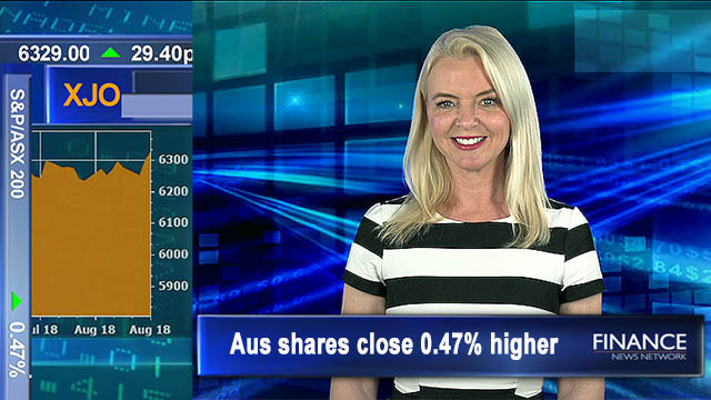 Another day of solid gains : ASX closed 0.5% higher