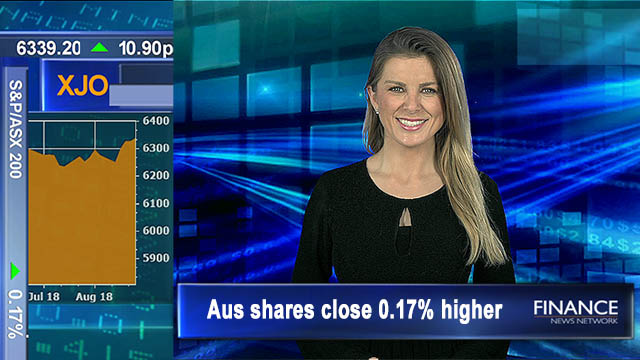 New 10-year high on earnings: Aus shares close 0.2% higher