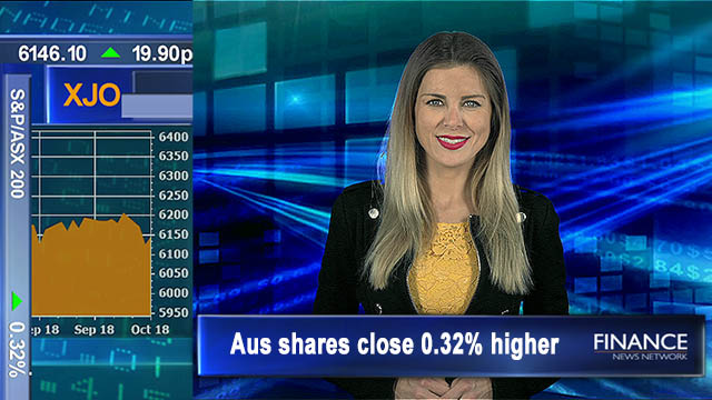 Gold miners glitter, ASX 1% lower this week: Aus shares up 0.32% Wed