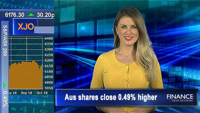 Aluminium price lifts AWC to 10-year high: Aus shares close 0.5% higher