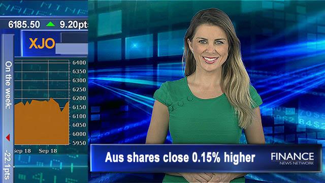 Discretionary & financials weigh: Aus shares close 0.4% lower on week