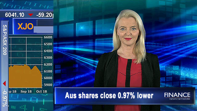 Big four banks down: ASX closes 0.97% lower
