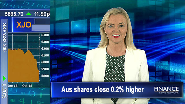 Week ends on a mildly positive note: ASX closes 0.2% higher