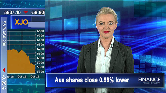 Asia follows with declines: ASX closes 0.99% lower