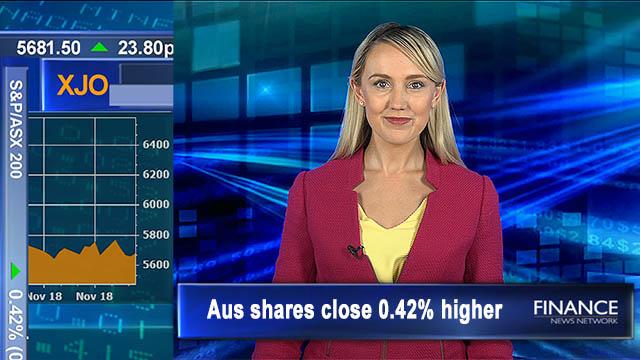 Market up 0.3% over week: Aus shares close 0.4% higher Friday