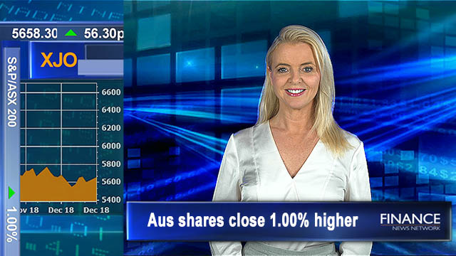 Materials help lift the market: ASX closes 1% higher