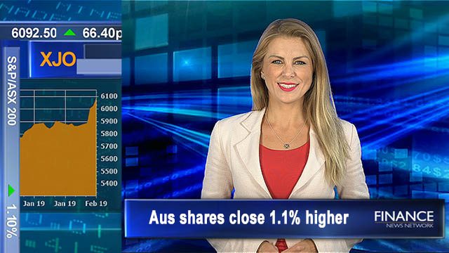 Fresh 4-month highs, IDP Education gains 21%, CYBG breaks down trend: ASX closes 1.1% higher