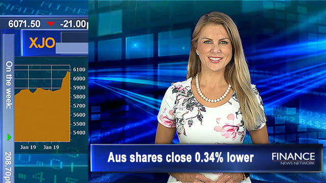 ASX gains 3.4% this week on banking RC rally: ASX slips 0.3% lower on Friday
