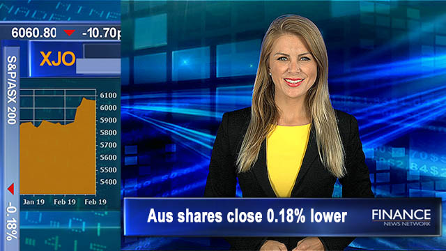 Loose footing on Banking RC & earnings: Aus shares slip 0.2% lower