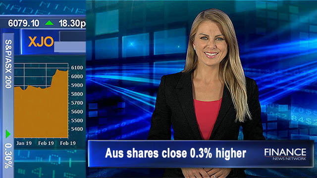 Mixed earnings results: Aus shares close 0.3% higher