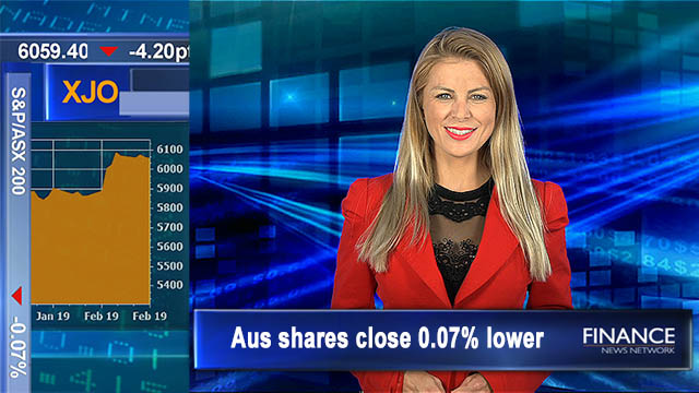AMP & Unibail-Rodamco-Westfield results weigh: Aus shares lose 0.1% Thursday