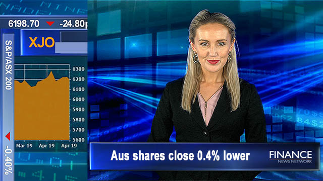 Lepidico resource estimate up 290%: Aus shares close 0.4% lower