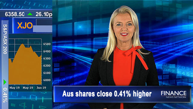 US progress sees AfterPay shares lift: ASX closes 0.4% higher