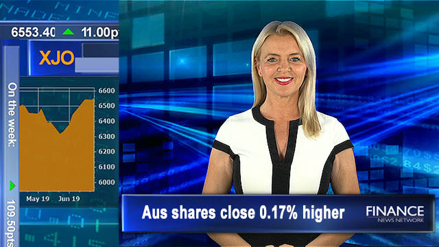 Iron ore price surges: ASX closes 0.2% higher