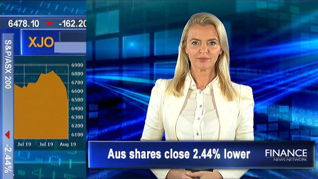 RBA keeps rates on hold: ASX closed 2.45% lower