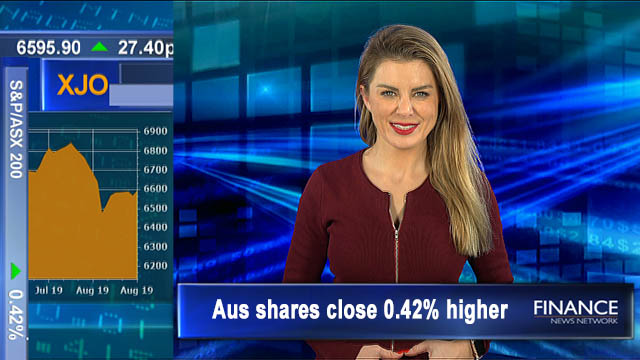 Healthcare sector sees biggest gain a year: Aus shares close 0.4% higher