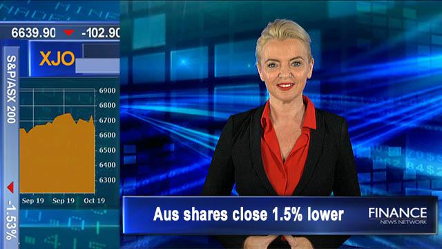 Mayne Pharma shares soar on US pill deal: ASX closes 1.5% lower