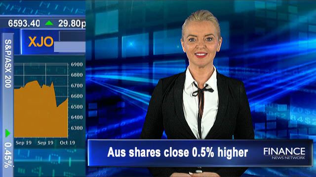 All sectors close in positive territory: ASX closed 0.5% higher