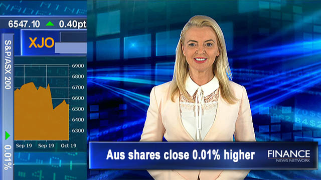 A rollercoaster day ends flat: ASX closes 0.01% higher