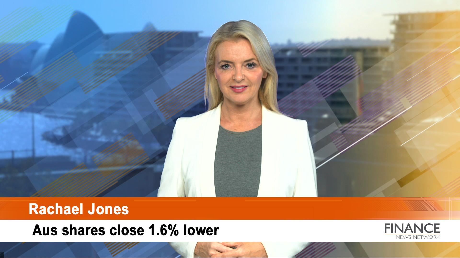 The Australian economy grew 0.4% in the September quarter: ASX closed 1.6% higher