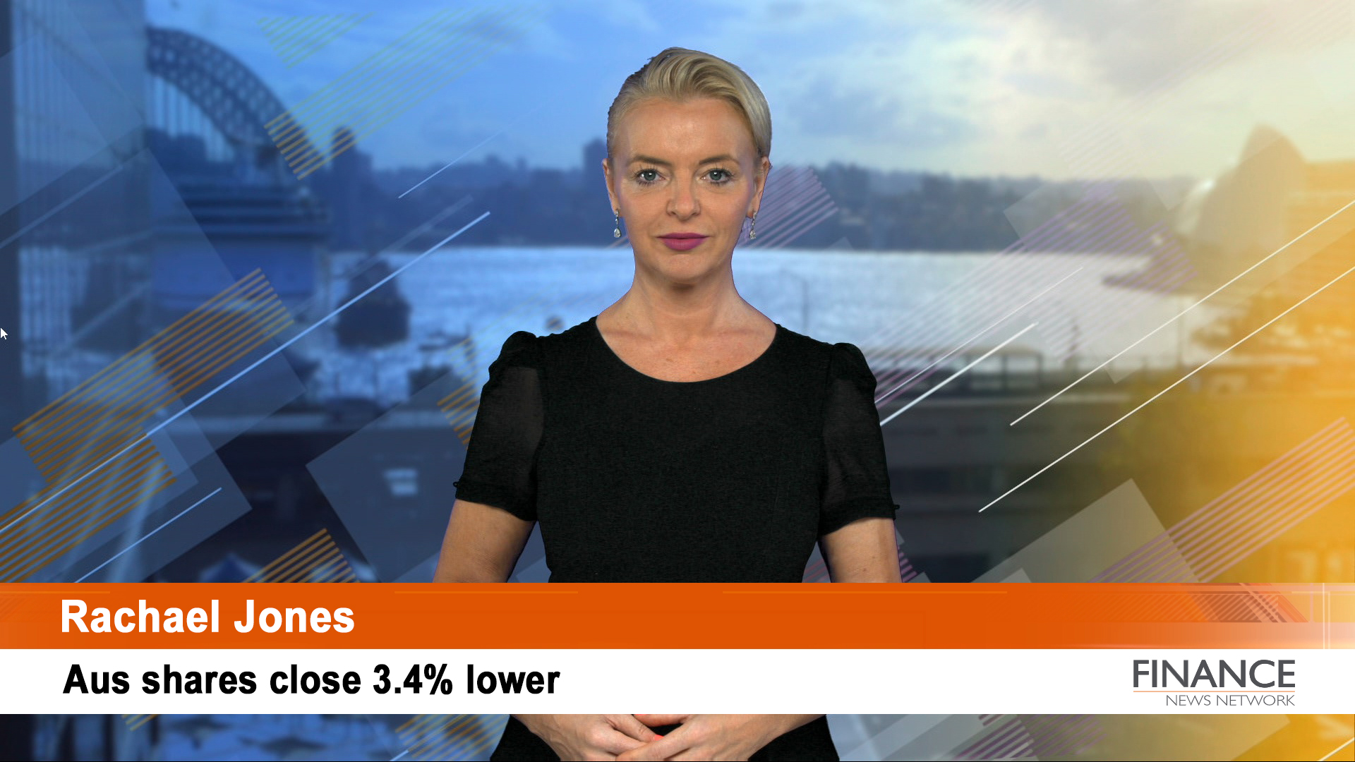 RBA cuts cash rate to 0.25%: ASX closed 3.4% lower