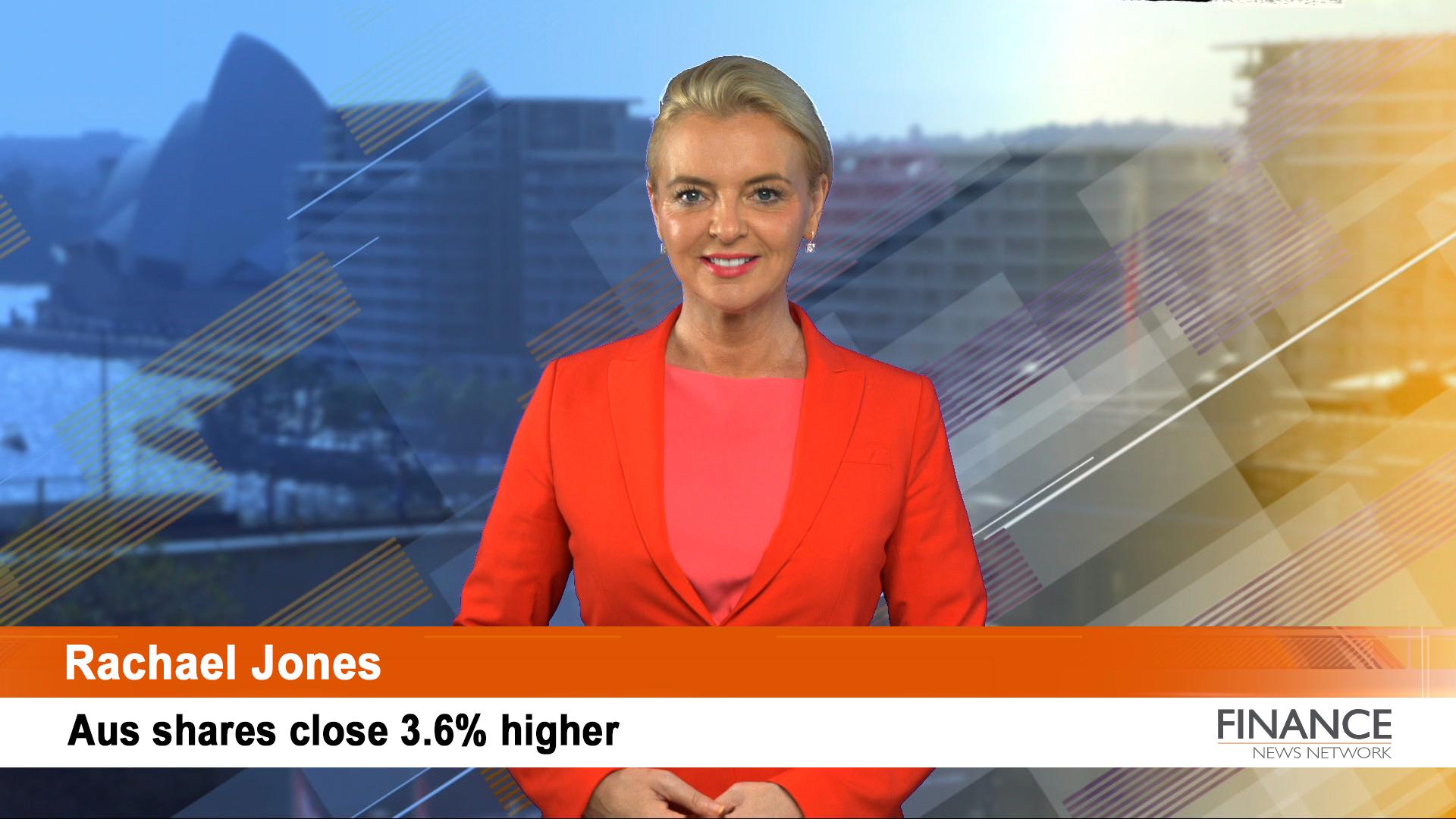 Market enters April on a high: ASX closes 3.6% higher