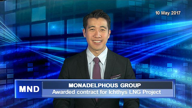 Monadelphous awarded contract for Ichthys LNG Project