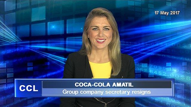 Coca-Cola Amatil's group company secretary resigns