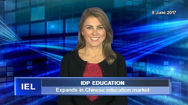 IDP Education expands into Chinese education market