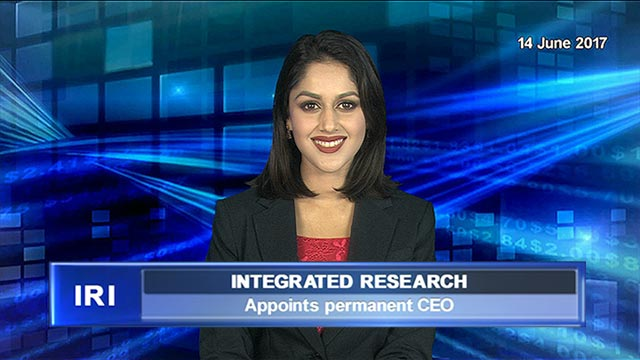 Integrated Research appoints permanent CEO