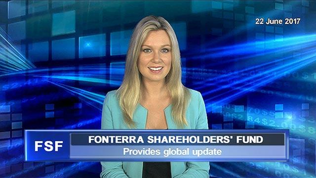 Fonterra provides global update