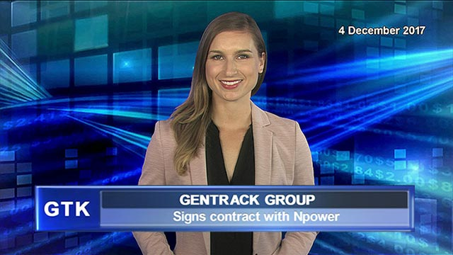 Gentrack signs contract with Npower