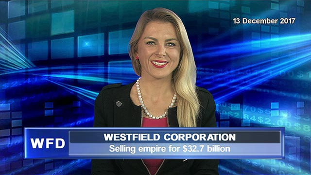 Westfield selling its empire for $32.74 billion