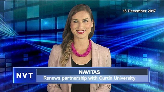 Navitas renews partnership with Curtin University