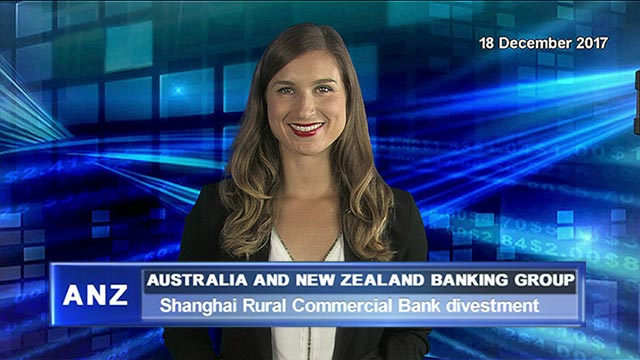 ANZ completes divestment in Shanghai Rural Commercial Bank