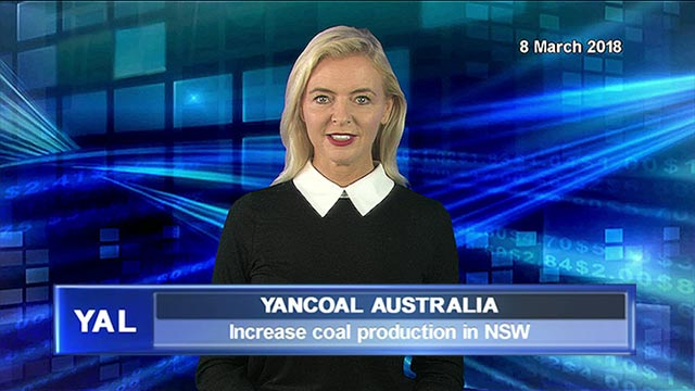 Yancoal increase coal production in NSW