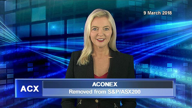 Aconex removed from S&P/ASX200