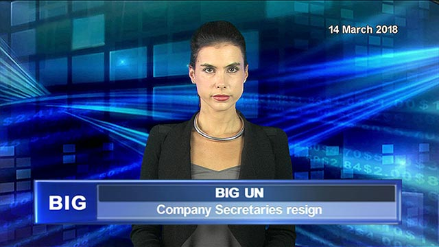 Big Un announces resignation of Company Secretaries